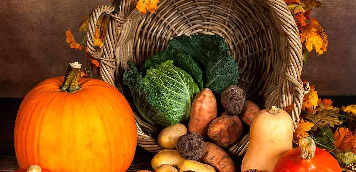 Qu'est-ce qu'on mange en automne?